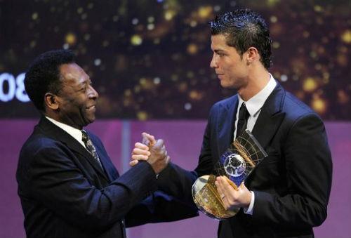 Huyền thoại đương đại: Pele chọn Messi, CR7, Neymar - 1