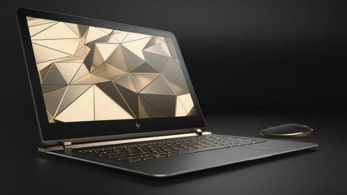 HP Spectre 13: lời đáp trả đầy thách thức với Apple MacBook - 1