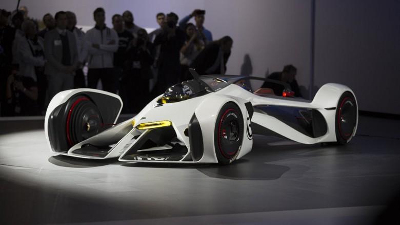 """Top 15 siêu xe concept khiến người yêu xe """"thèm nhỏ dãi"""" (P1) - 5"""
