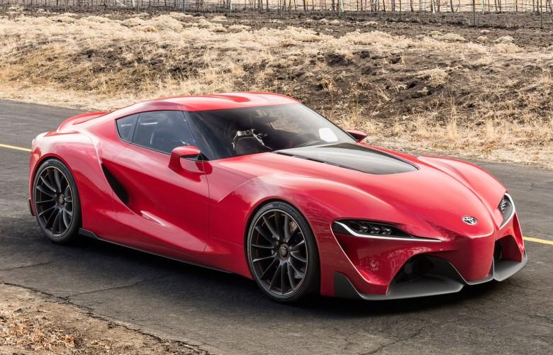 """Top 15 siêu xe concept khiến người yêu xe """"thèm nhỏ dãi"""" (P1) - 4"""