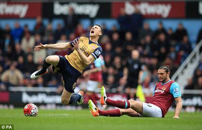 Chi tiết West Ham - Arsenal: Kịch tính leo thang (KT) - 4
