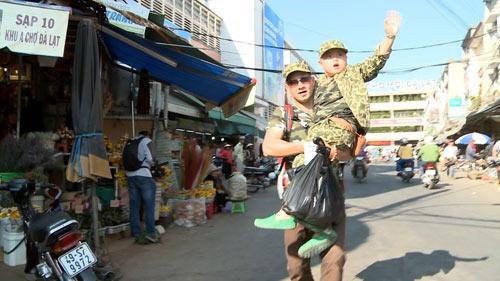 Xuân Bắc và con trai suýt bị bỏ rơi ở Đà Lạt - 7