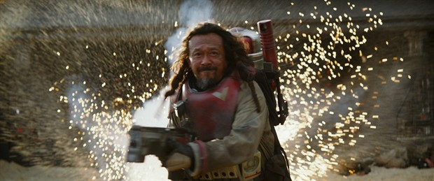 """Chân Tử Đan đọ kiếm dũng mãnh trong """"Star Wars"""" - 3"""