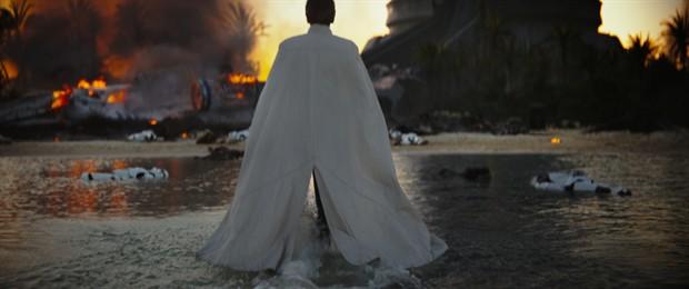"""Chân Tử Đan đọ kiếm dũng mãnh trong """"Star Wars"""" - 9"""