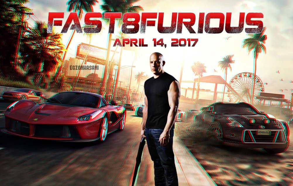 """Chính thức lộ diện siêu ác nữ của """"Fast & Furious"""" 8 - 3"""
