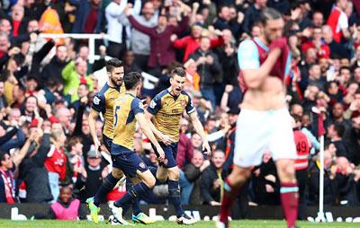 Chi tiết West Ham - Arsenal: Kịch tính leo thang (KT) - 12