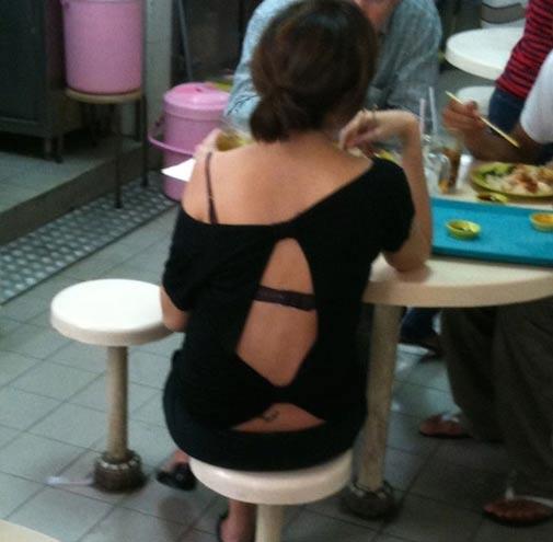 """5 kiểu mặc """"đốt mắt"""" người xung quanh của thiếu nữ Việt - 4"""