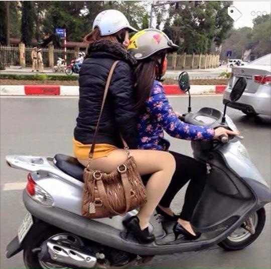 """5 kiểu mặc """"đốt mắt"""" người xung quanh của thiếu nữ Việt - 2"""