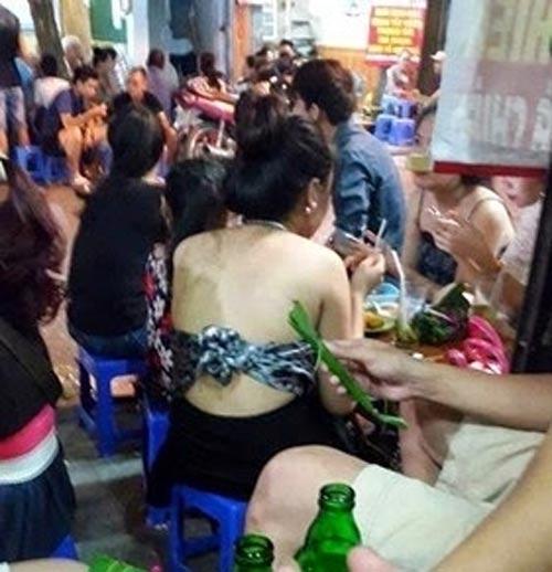 """5 kiểu mặc """"đốt mắt"""" người xung quanh của thiếu nữ Việt - 9"""