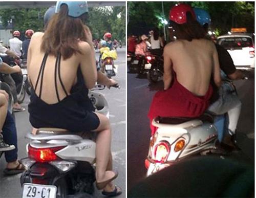 """5 kiểu mặc """"đốt mắt"""" người xung quanh của thiếu nữ Việt - 8"""