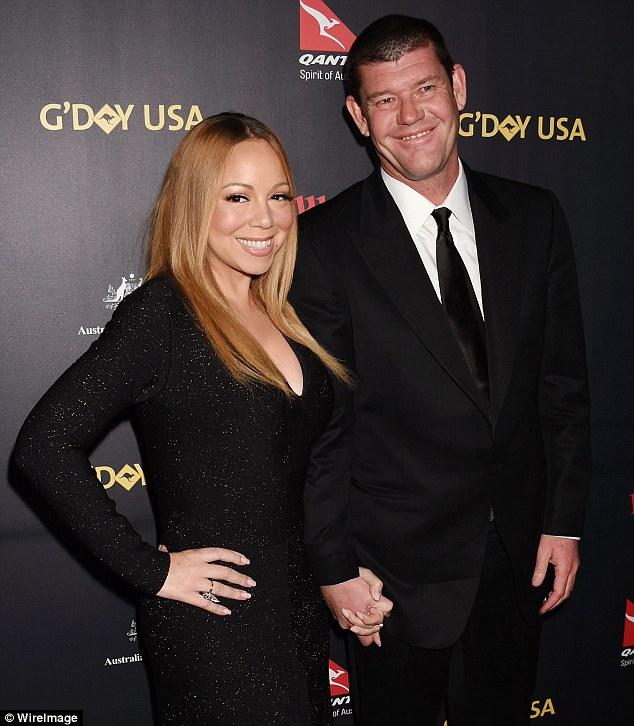 Mariah Carey quyết tâm giảm cân để diện vừa váy cô dâu - 4