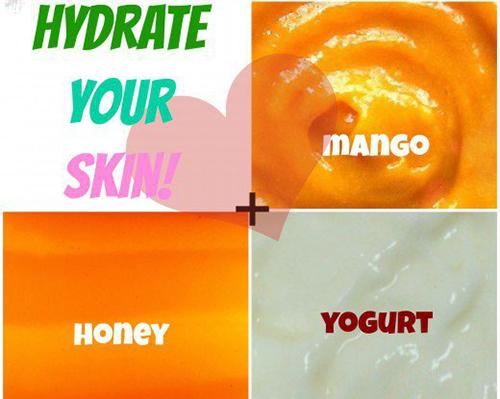 3 cách chăm sóc da mịn từ quả xoài - 3