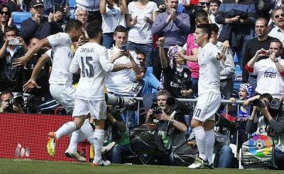Chi tiết Real Madrid - Eibar: Đá như đi dạo (KT) - 3