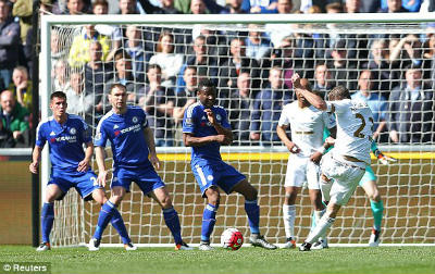 Chi tiết Swansea - Chelsea: Không thể khác (KT) - 4