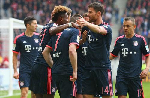 Stuttgart – Bayern Munich: Mong manh những phút cuối - 1