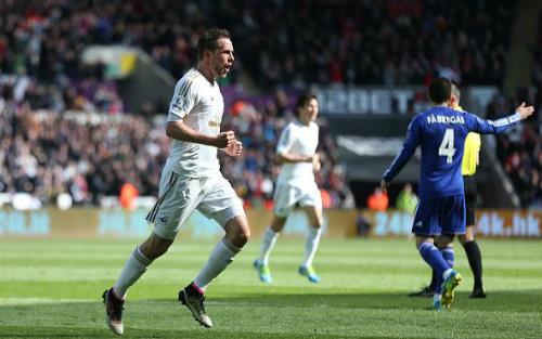 Video Swansea vs Chelsea - 1
