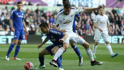 Chi tiết Swansea - Chelsea: Không thể khác (KT) - 7