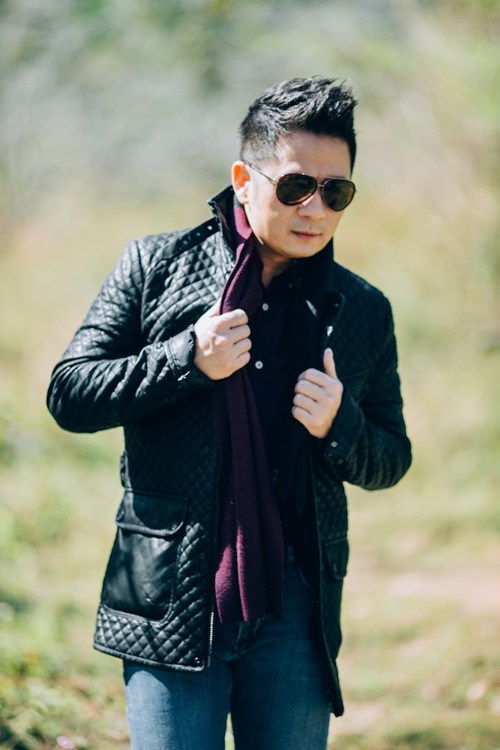 Bằng Kiều làm giám khảo Vietnam Idol cùng Thu Minh - 1