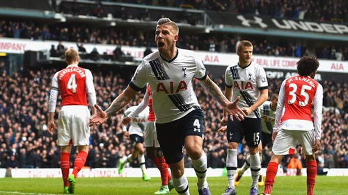 """Đội hình tiêu biểu Tottenham - MU: """"Quỷ Đỏ"""" đuối thế - 3"""