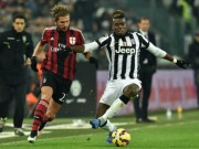 Bóng đá - AC Milan - Juventus: Derby của sự chênh lệch