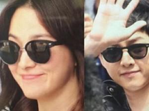"""Phim - Fan bóc bằng chứng yêu của cặp đôi """"Hậu duệ mặt trời"""""""