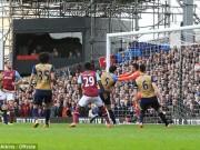 Bóng đá - Chi tiết West Ham - Arsenal: Kịch tính leo thang (KT)