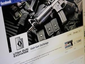 Nở rộ nạn buôn bán vũ khí trên Facebook