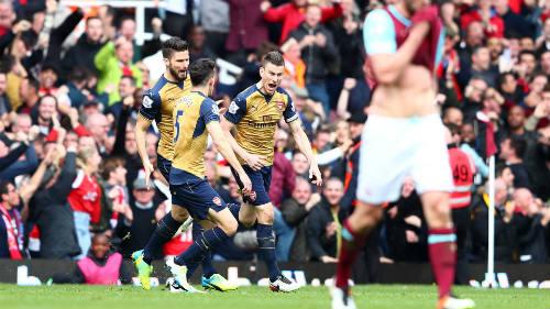 Hòa như thua, Wenger không còn tin Arsenal vô địch - 2