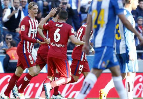 Espanyol - Atletico Madrid: Giận cá chém thớt - 1