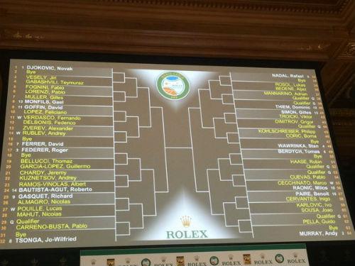 Phân nhánh Monte-Carlo: Djokovic hẹn Federer ở bán kết - 2