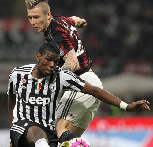 AC Milan - Juventus: Xứng danh đại chiến - 1