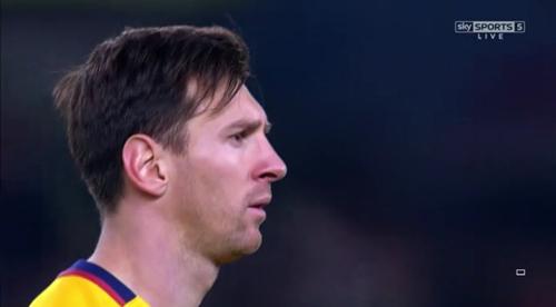 Barca thua sốc, Messi có chuỗi trận tệ nhất sau 5 năm - 1