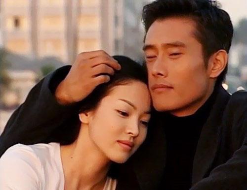 """Những """"người tình màn ảnh"""" của Song Hye Kyo - 2"""
