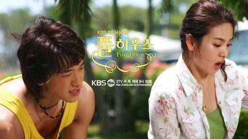 """Những """"người tình màn ảnh"""" của Song Hye Kyo - 3"""
