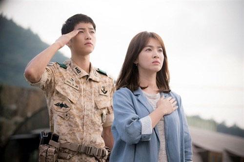 """Những """"người tình màn ảnh"""" của Song Hye Kyo - 8"""