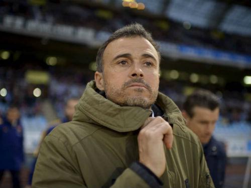 """HLV Enrique: """"Cách biệt 3 điểm là đủ cho Barca"""" - 1"""