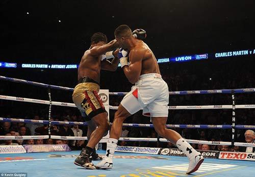 16 trận, knock-out cả 16: Làng boxing chao đảo - 1