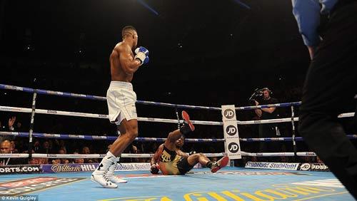 16 trận, knock-out cả 16: Làng boxing chao đảo - 2
