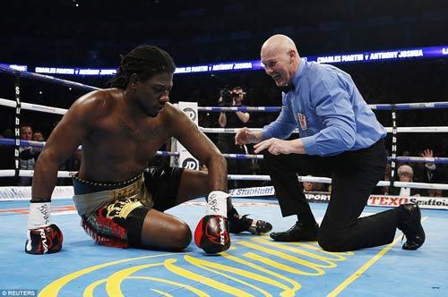 16 trận, knock-out cả 16: Làng boxing chao đảo - 3