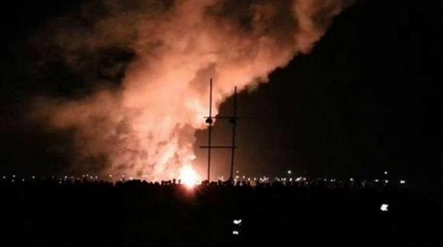 Ấn Độ: Đốt pháo hoa cháy đền thờ, chết 105 người - 3