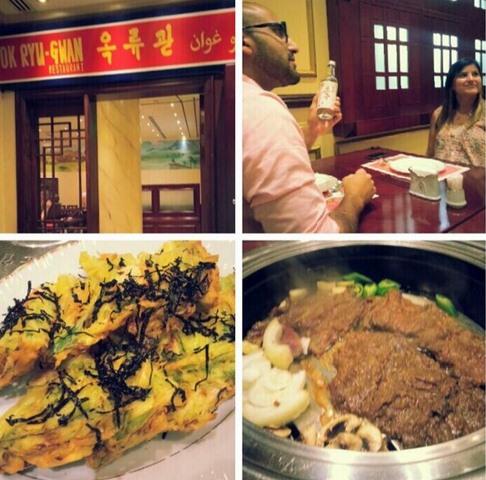 Điều khác lạ trong các nhà hàng Triều Tiên ở nước ngoài - 2