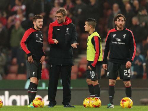 """Liverpool – Stoke: """"Lữ đoàn"""" bỏ mục tiêu - 1"""
