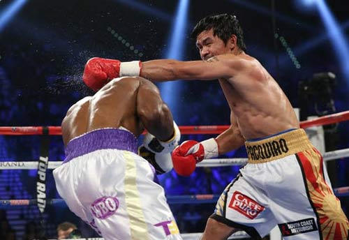 Video Pacquiao vs Bradley - 1