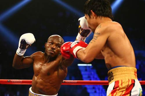 Pacquiao vs Bradley - 2