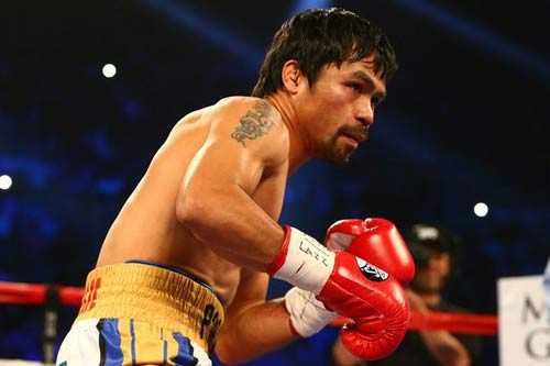 Video Pacquiao Bradley - 4