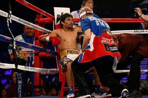 trận đấu cuối cùng của Pacquiao vs Bradley - 5