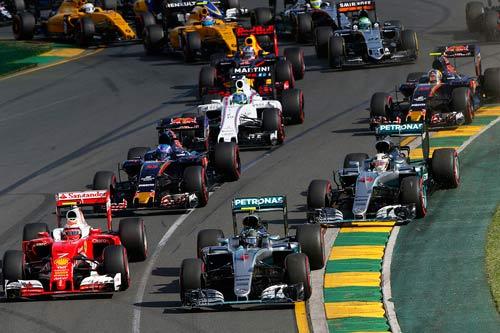 F1: Đẳng cấp và sức hấp dẫn là mãi mãi - 1