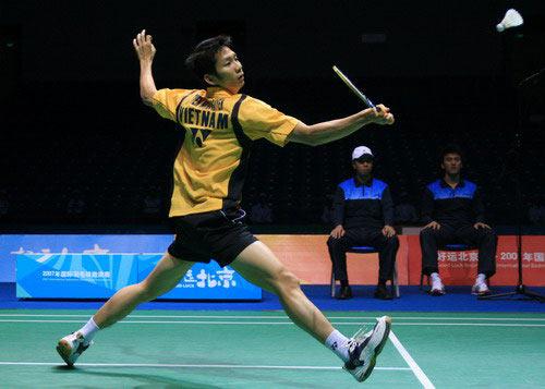 Tiến Minh thất thủ trong trận chung kết giải Phần Lan - 1