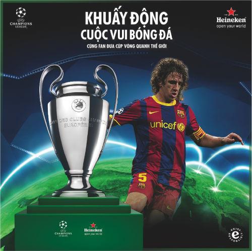 Fan Hà Nội & Hải Phòng, bạn đã sẵn sàng đón tiếp cúp Champions League? - 1