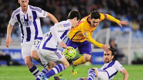 Barca sa sút, La Liga đã hấp dẫn hơn Premier League - 1